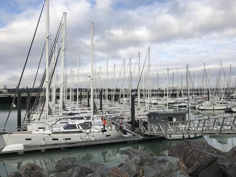 La Rochelle, ponton Amel