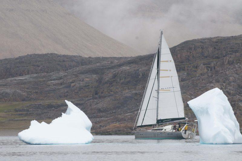 Garcia Exploration 45 tra i ghiacci