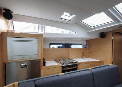 Allures 45.9 - interior