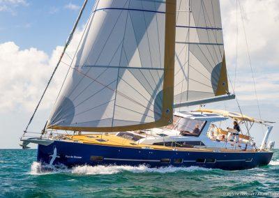 Sailing Allures 51.9 © Jérôme Houyvet-Allures Yachting