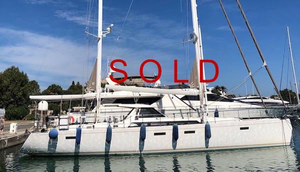 Amel 64 2011 - Sold